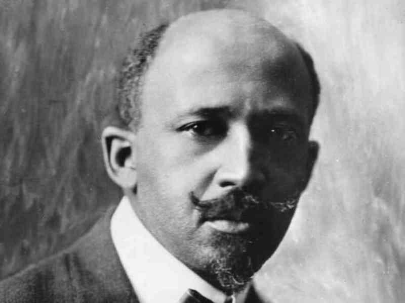 WEB Du Bois  Journalist Educator Civil Rights